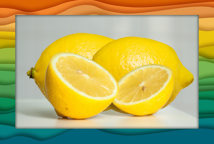 """Пазл """"Лимон"""""""